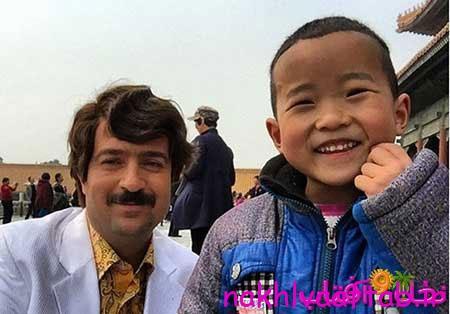 احمد مهران فر بازیگر نقش ارسطو