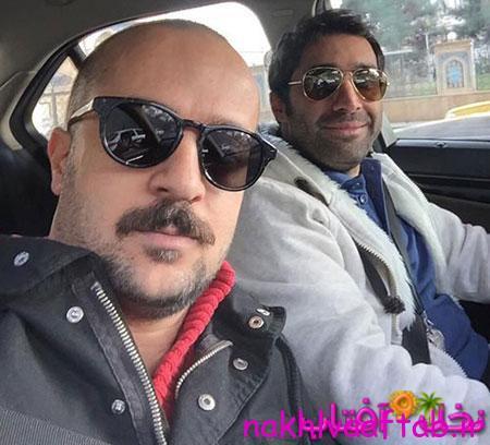احمد مهرانفر بازیگر نقش ارسطو در سریال پایتخت