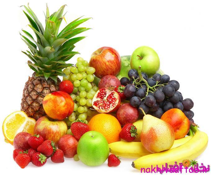 تست روانشناسی با میوه ها