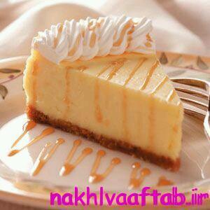 آنچه در مورد کیک ها باید بدانید : چیز کیک دسری خوشمزه و متفاوت