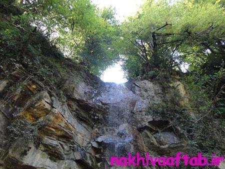 عکس های آبشار گزو,بلندترین آبشار ایران