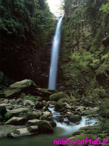 تصاویر آبشار گزو,آبشار گزو کجاست