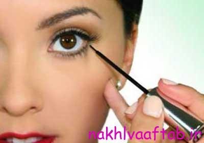 ترفندهایی برای آرایش چشم بادوام تر
