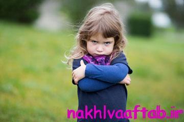 تربیت کودک,کودک بی ادب