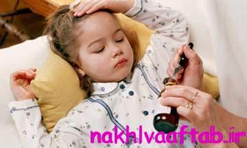تب شديد کودک,تب در کودکان