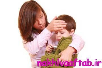 تب در کودکان،درمان تب کودک