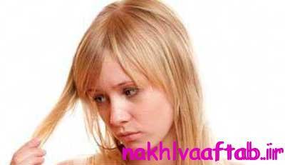 جلوگیری از ریزش مو بعد از زایمان