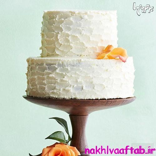 کیک هویج با فراستینگ ماسکارپونه