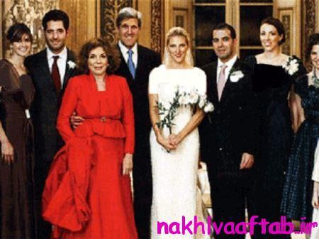 عشق جنجالی دختر جان کری به پزشک ایرانی (عکس)