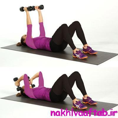 تقویت عضلات بازو, تقویت عضلات دست,تمرینات ورزشی مخصوص دست ها
