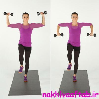 تقویت عضلات بازو, تقویت عضلات دست,ورزش برای تقویت عضلات بازو و شانه
