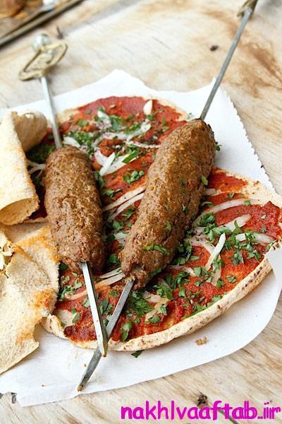 طرز تهیه كباب لبنانی, مواد لازم برای کباب لقمه لبنانی
