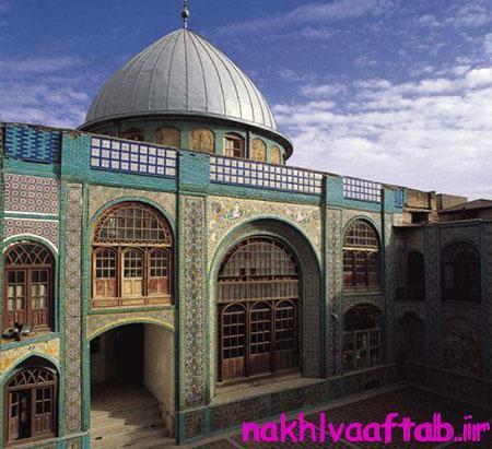 مکانهای تفریحی کرمانشاه,جاهای دیدنی کرمانشاه