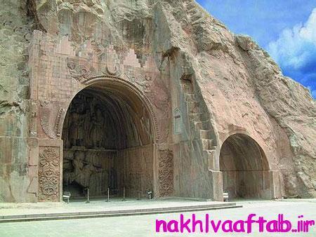 جاهای دیدنی کرمانشاه,آثار تاریخی کرمانشاه