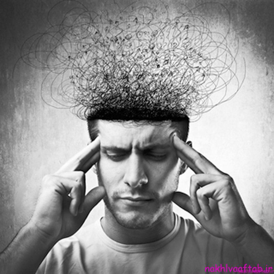 5گام براي درمــان آشفتگی ذهنی