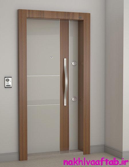 مدل در ورودی خانه, مدل در ورودی ضد سرقت