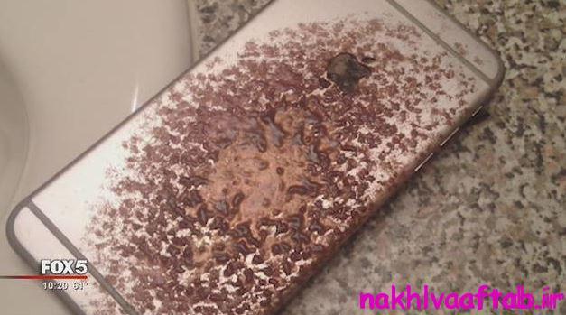 iphone 6plus fire