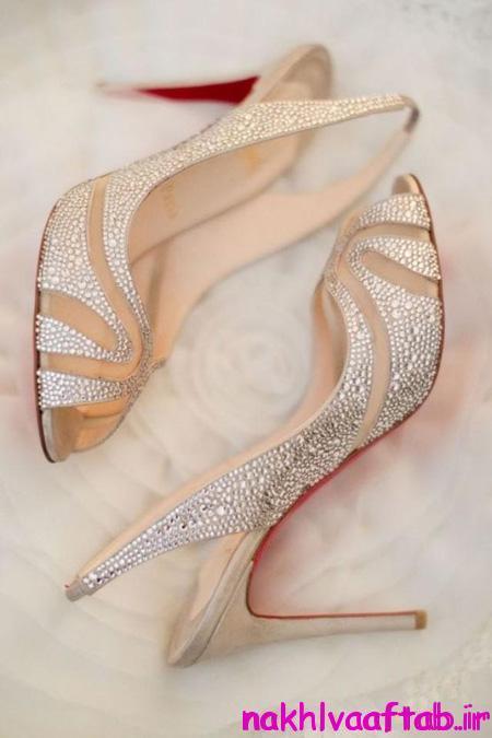 مدل کفش عروس سال 95, شیک ترین مدل کفش عروس 95