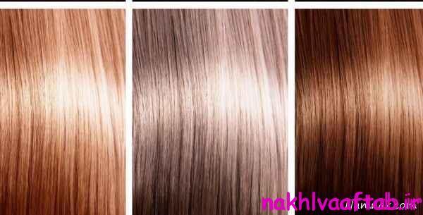 رنگ کردن مو در خانه و با مواد طبیعی