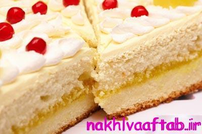طرز تهیه کیک اسفنجی ساده