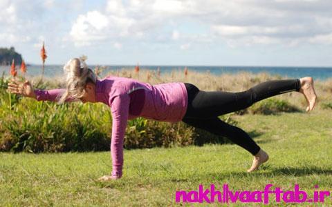 6 حرکت فوقالعاده برای قوی کردن تنه