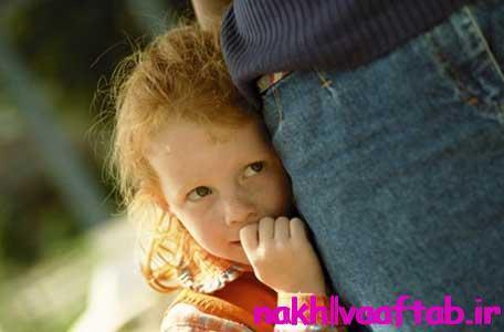 کمرویی و گوشهگیری کودکان