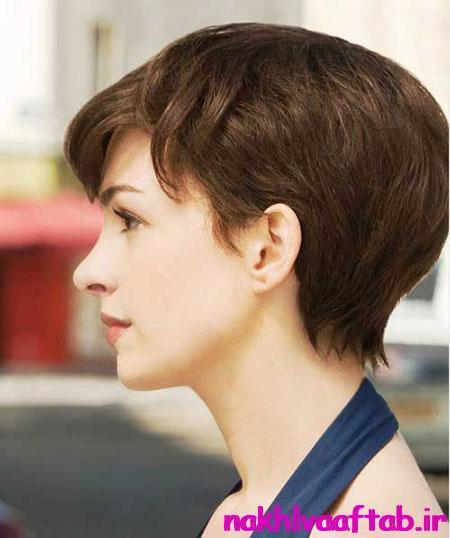مدل مو کوتاه زنانه و دخترانه