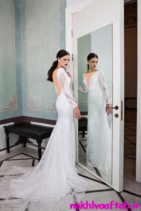 مدل لباس عروس جدید 2016