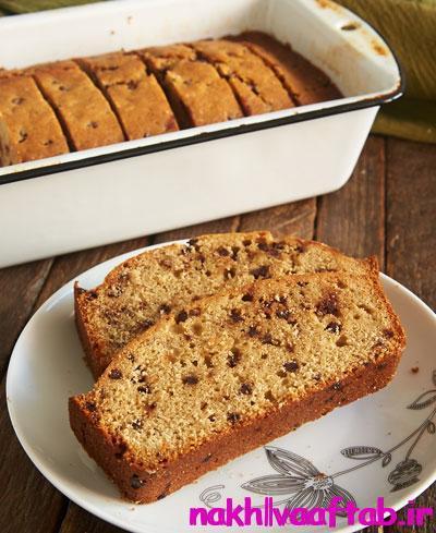 طرز تهیه کیک,شکلات,کیک,کیک شکلاتی,کیک چای شکلاتی,کیک چای